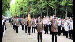 Sch Tzen D Sseldorf  Parade 2015