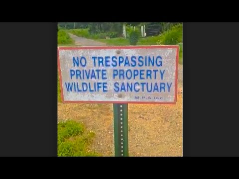 No Trespassing; Nuclear Power Plant