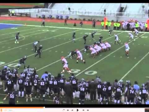 Hot Route Progression(abridged)-  Montclair State University (NJ)