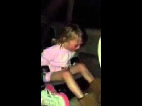 Little Girl Has To Pee! video