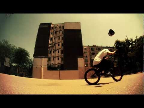 BMX STREET - ULTRA SLOW MOTION - 360 BUNNYHOP - BRUNO HOFFMAN Video
