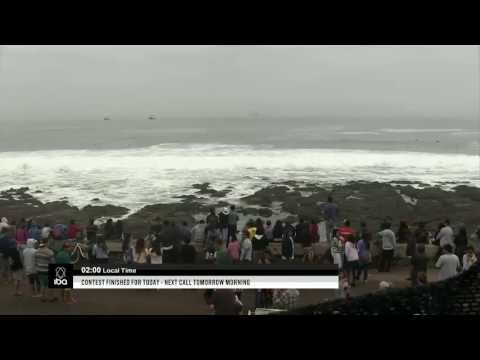 2013 GoPro IBA Arica Chilean Challenge - Broadcast - Trials Final Day