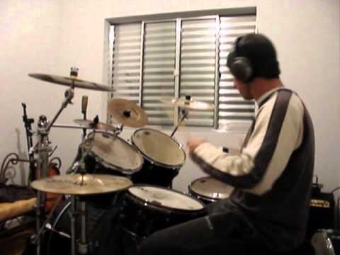 Anti-Stress Drumming Cover #1 - Joey Tafolla´s Infra-Blue ^VIOLATION^