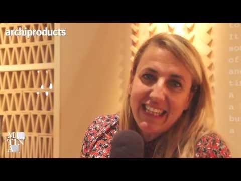MUTINA | Patricia Urquiola - iSaloni 2014