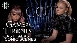 Game of Thrones Cast Talks About Their Most Iconic Scenes