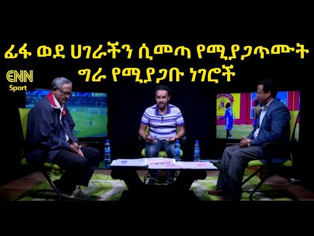 Ethiopia: Ethiopian Football Federation And Fifa