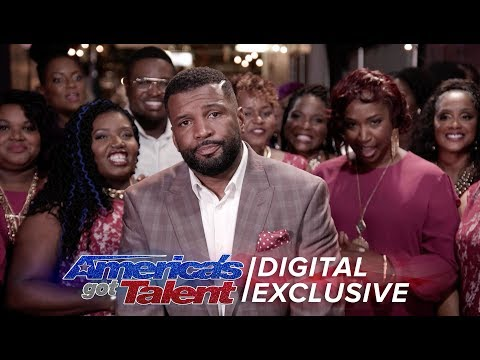 Elimination Interview: DaNell Daymon & Greater Works Thank Their Fans - America's Got Talent 2017