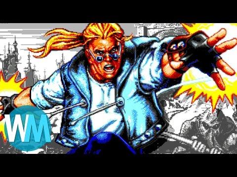 Top 10 Hardest Sega Genesis Games