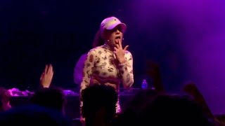 Charli XCX // Drugs (Live @ Paris) 22.04.17