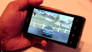 Intel Lava Xolo X900 Hands-on