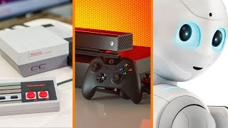 """NES Classic DEAD + Xbox Refunds Are """"BOLLOCKS"""" + Robots Are RACIST? - The Know"""