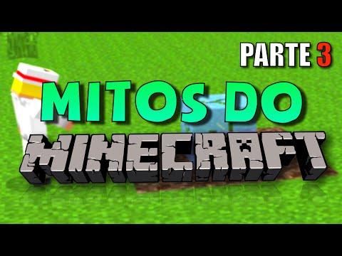 MITOS DO MINECRAFT #3