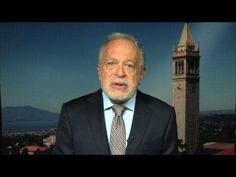 http://democracynow.org - We speak with Robert Reich, the former labor secretary under President Bill Clinton from 1993 to 1997, about his decision to formally endorse Senator Bernie Sanders...