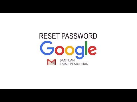 Memulihkan Akun Google karena Lupa Password [Terbaru]