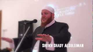 Sheikh Shady AlSuleiman: Change The Nation Through Education [12-01-14]