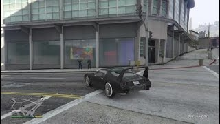 Grand Theft Auto V \ Fast & Furious 4