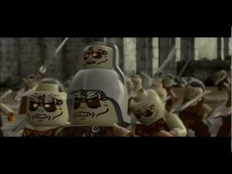 Search for LEGO Lord of the Rings - The Return of the King FULL MOVIE