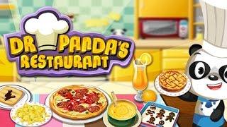 Dr. Panda's Restaurant - Learning Games For Kids