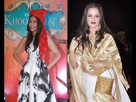 For Sonam Rekha was class apart in Khubsoorat