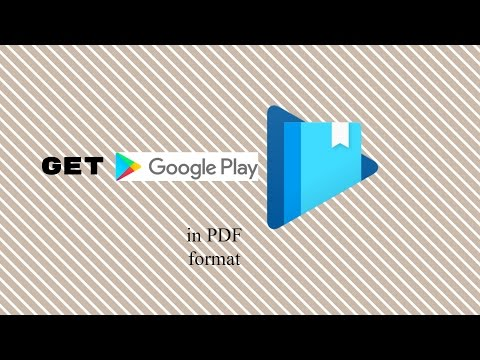 How to Download Google Books in PDF, PNG and JPEG