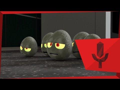 The Crack! - ZOMBIE EGGS! - Polski Fandubb