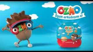 Ozmo Burger Reklamı