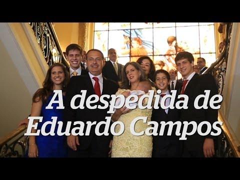A despedida de Eduardo Campos
