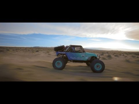 Tsuda Racing  King of the Hammers 2013 // Ultra4Racing