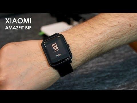 Xiaomi Amazfit Bip Smartwatch - Akıllı Saat ile Bileklik Arası Bir Şey