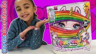 Poopsie Surprise Unicorn  de Giochi Preziosi! Hacemos Slime de Unicornio.