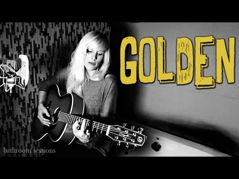 GOLDEN - Sarah Blackwood (My Morning Jacket)
