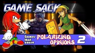 Games that Cause Polarizing Opinions 2 - Game Sack