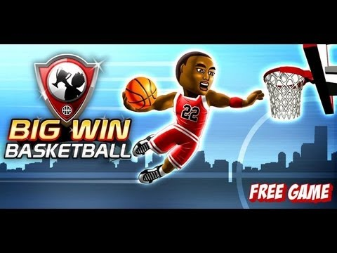 BIG WIN Basketball APK Cover
