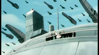 Kempff Fleet Departure from Odin (Legend of the Galactic Heroes)
