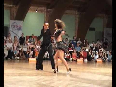 Mert Ülger 2006 Dünya Salsa Şampiyonası
