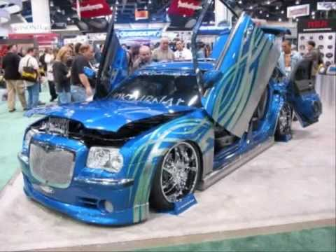 Carros modificados by DJ TROMS Video