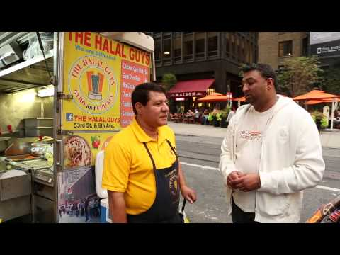 The Halal Guys are opening their FIRST restaurant!