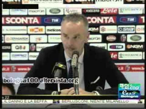 Bologna FC 1909 19/05/2013 Bologna - Genoa 0-0, Pioli in sala stampa, Stojanovic, Kone