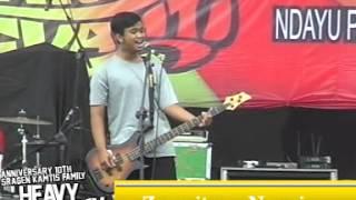 Live Consert Musik Zecurity - Live Ndayu Park Sragen