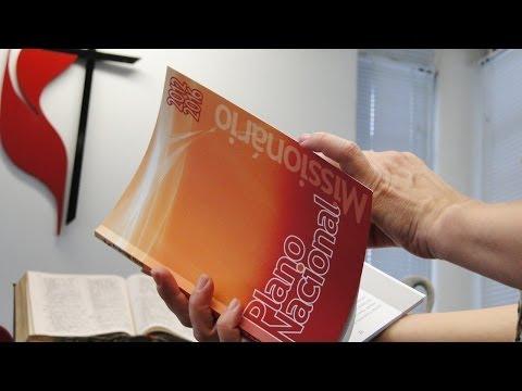 Videoaula Plano Nacional Missionário - Igreja Metodista