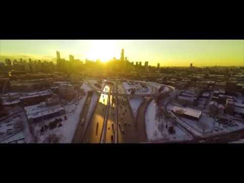 Chicago: A Bird's-Eye View Part IV - Chiberia in 4K