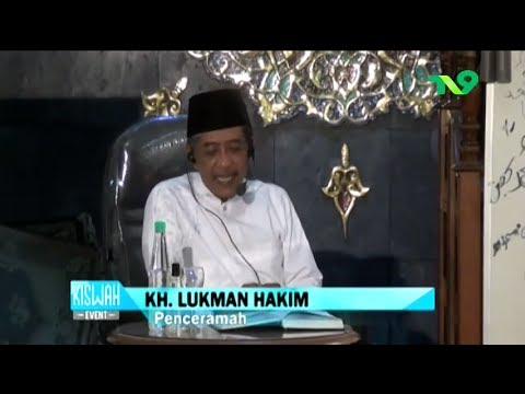 KH. Lukman Hakim - Husnudzan Kepada Allah