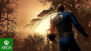 Fallout 76 – Official Nuclear Winter Gameplay Trailer