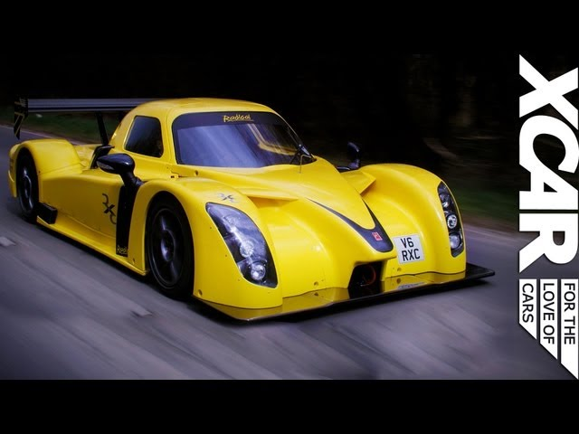 Radical RXC: The World's Most Extreme Street Legal Coupe ...