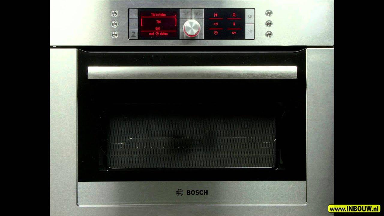 Inbouw Oven Combi Inbouw Combi Oven Met