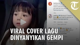 Viral Cover Lagu 'Location Unknown' Dinyanyikan Gempi Direspon oleh HONNE