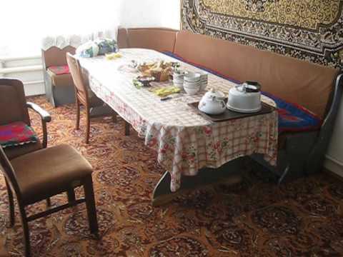 Peace Corps Cribs Kyrgyzstan - Naryn