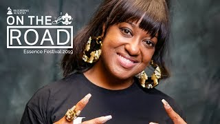Rapsody On The Black Women Who Influenced Her, The Magic Of ESSENCE & More | ESSENCE Fest 2019
