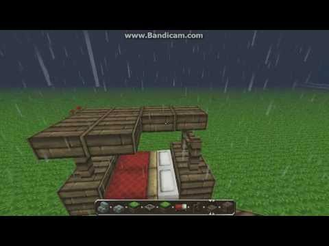 MinecraftTutorial House Furniture And Lighting Ideas