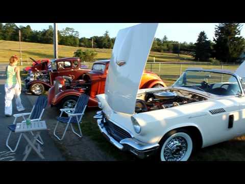 Car Show at Mohawk Trail Regional High School on 7 11 12
